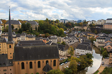 Bilder meines Photowalks durch Luxemburg